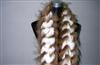 供应裘皮围巾狐狸毛围巾 貂毛围巾兔毛条  0.5