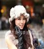 2012新款特价帽子 皮草帽子 女 水貂帽子 韩版 保暖 VC0205