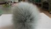 供应狐狸球 兔毛球 围巾 童鞋 手套