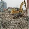 重庆钢结构撤迁公司 四川厂房拆迁工程费用【忠业物资】feflaewafe