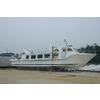 供应广州游艇厂出售17.8米高速客船/50座玻璃钢客船