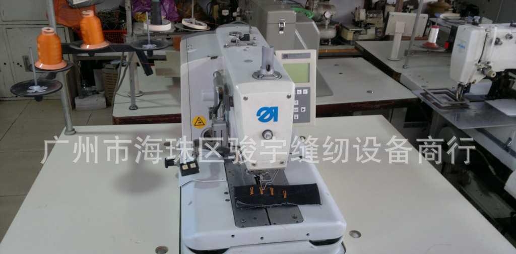 供应杜克普580凤眼机  各种新旧缝纫机 工业衣车
