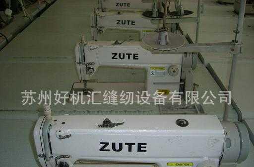 工业用高速缝纫机 服装加工用工业平缝机 佐克6150平缝机