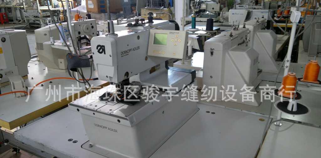 杜克普579电脑凤眼机 各种新旧缝纫机 工业衣车