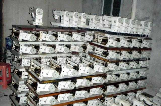 二手服装厂缝纫机标准,重机,中捷,杰克,富山平车/平缝机