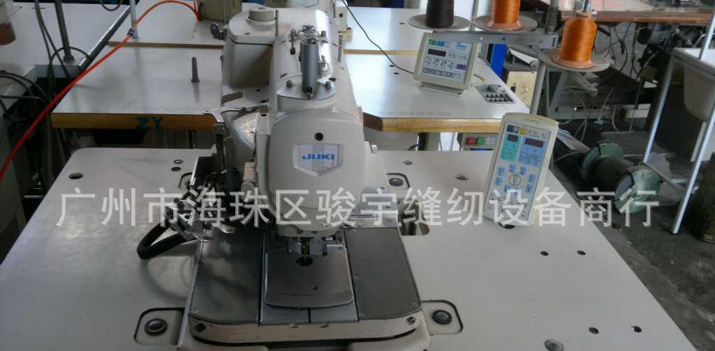 日本JUKI3200c电脑凤眼机 各种新旧缝纫机
