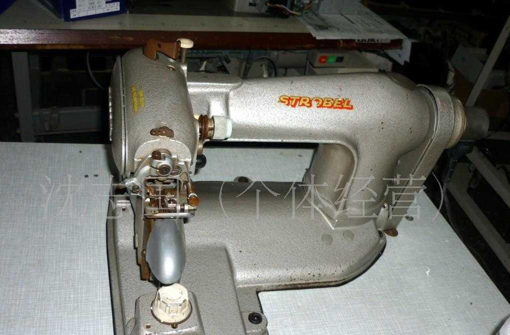 供应二手德国进口士多宝58-1工业用机械服装加工缝纫机设备撬边机