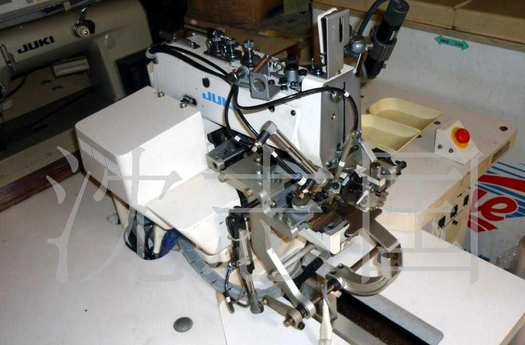 供应二手重机西服钉扣绕扣缝纫机设备