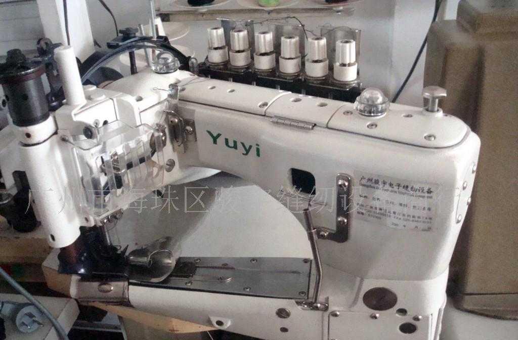供应九成新二手供应埋夹机 各种全新二手缝纫机 工业衣车