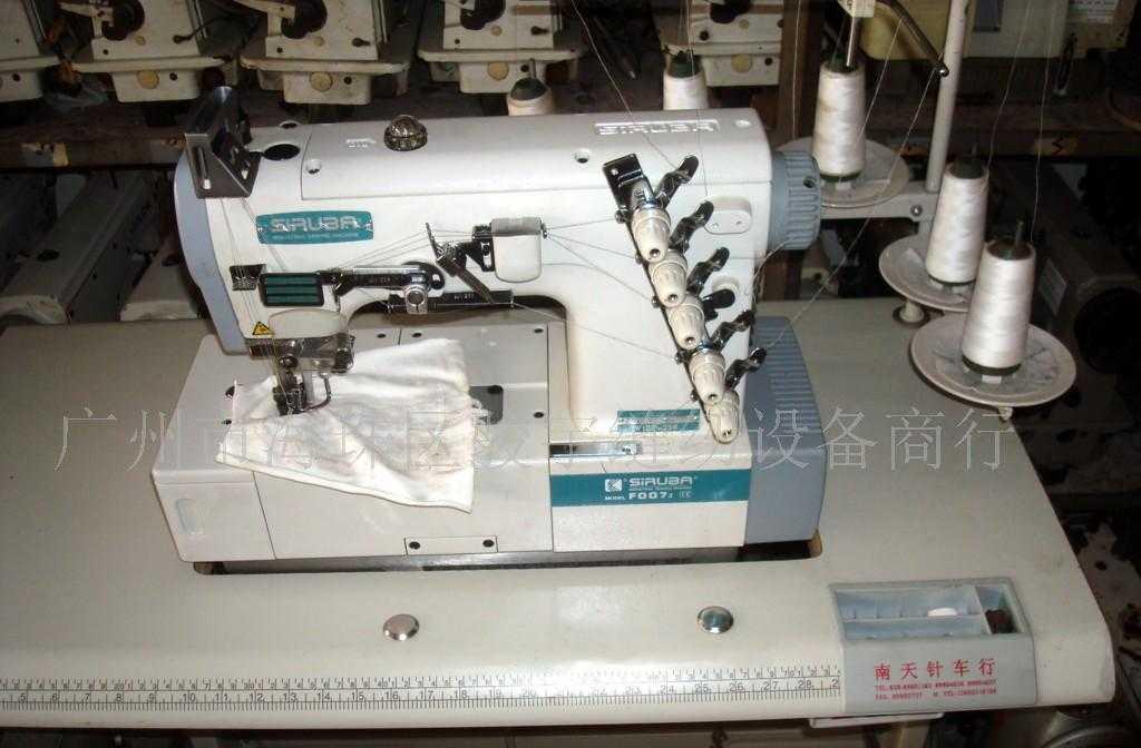 供应二手银箭F007J冚车及各种缝纫机 衣车