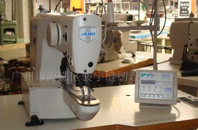 供应JUKI1900ASS电脑套结机缝中设备