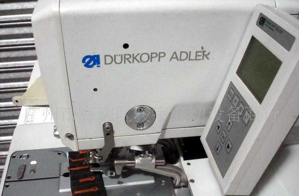 供应杜克普580圆头电脑锁眼机 凤眼机 全新二手缝纫机 衣车