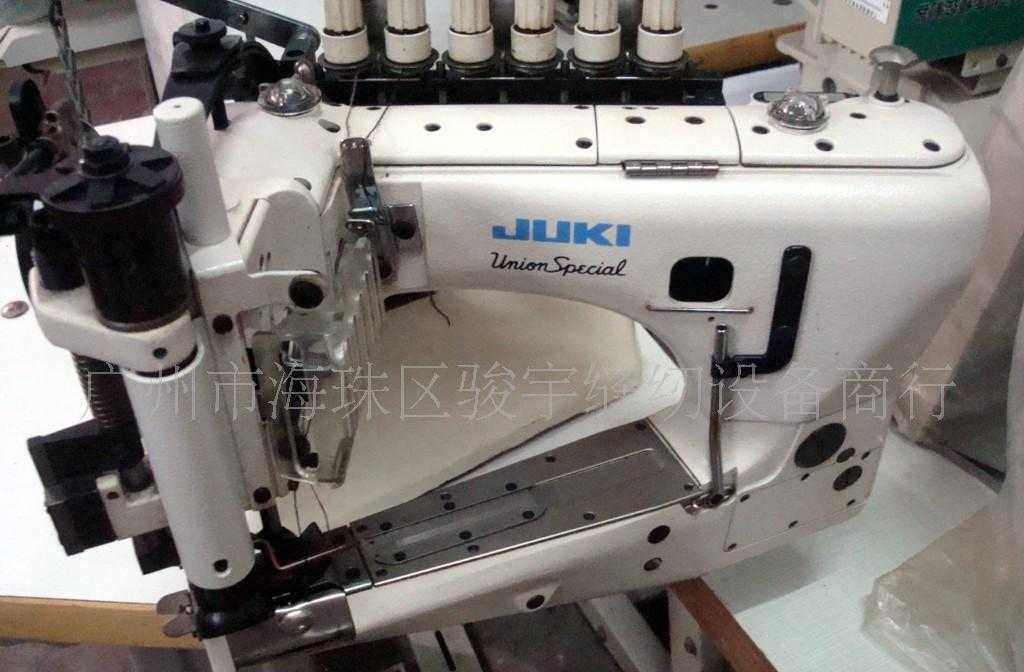 供应JUKI埋夹机 及大量二手缝纫机 衣车