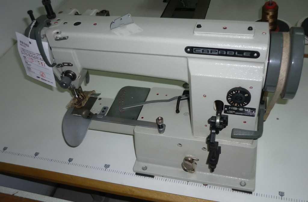 供应全新开普宝牌HB-510型工业专用服装上袖机缝纫机设备机械产品