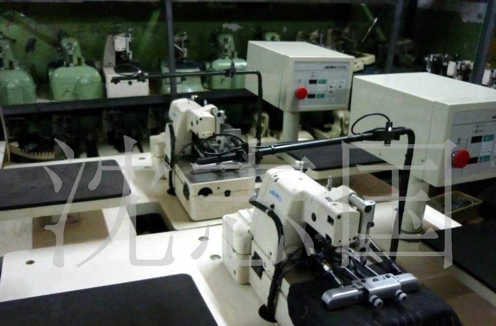 服装缝纫设备自动假眼机
