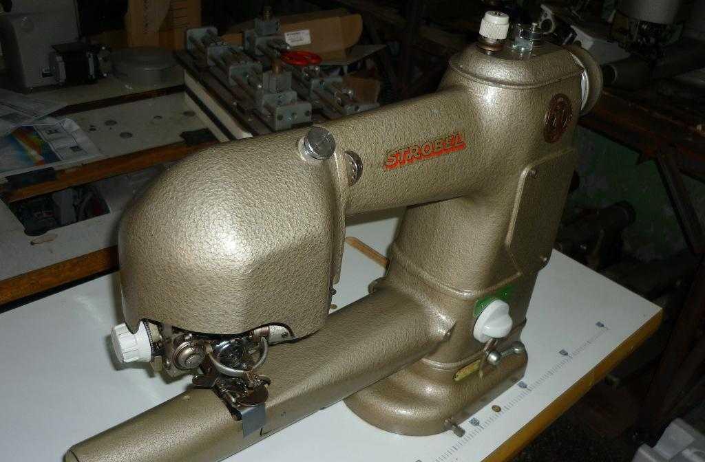 供应二手德国进口士多宝西服撬袖口缝纫机设备,工业用型号为227