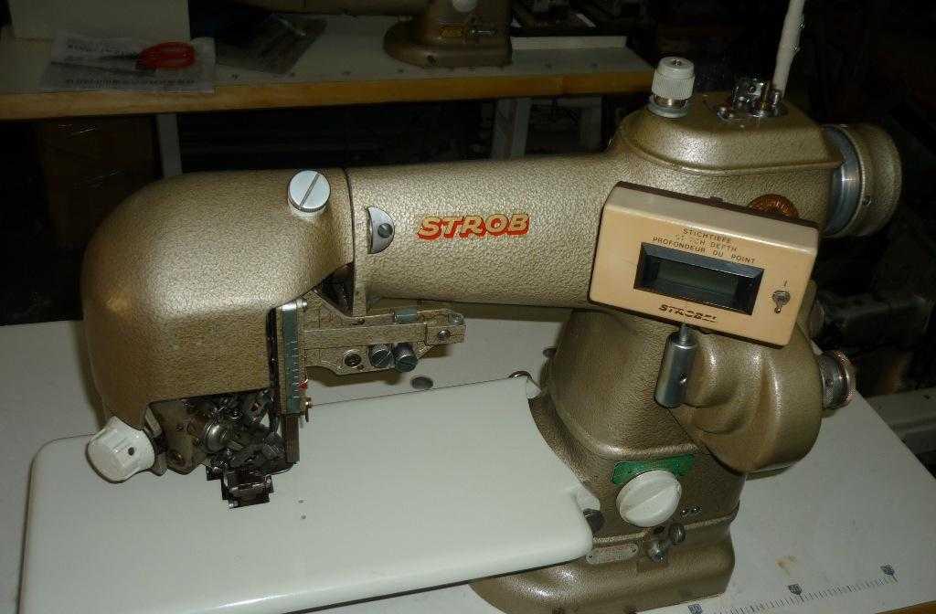 供应二手德国进口士多宝STROBEL317D西服撬领底工业用缝纫机设备
