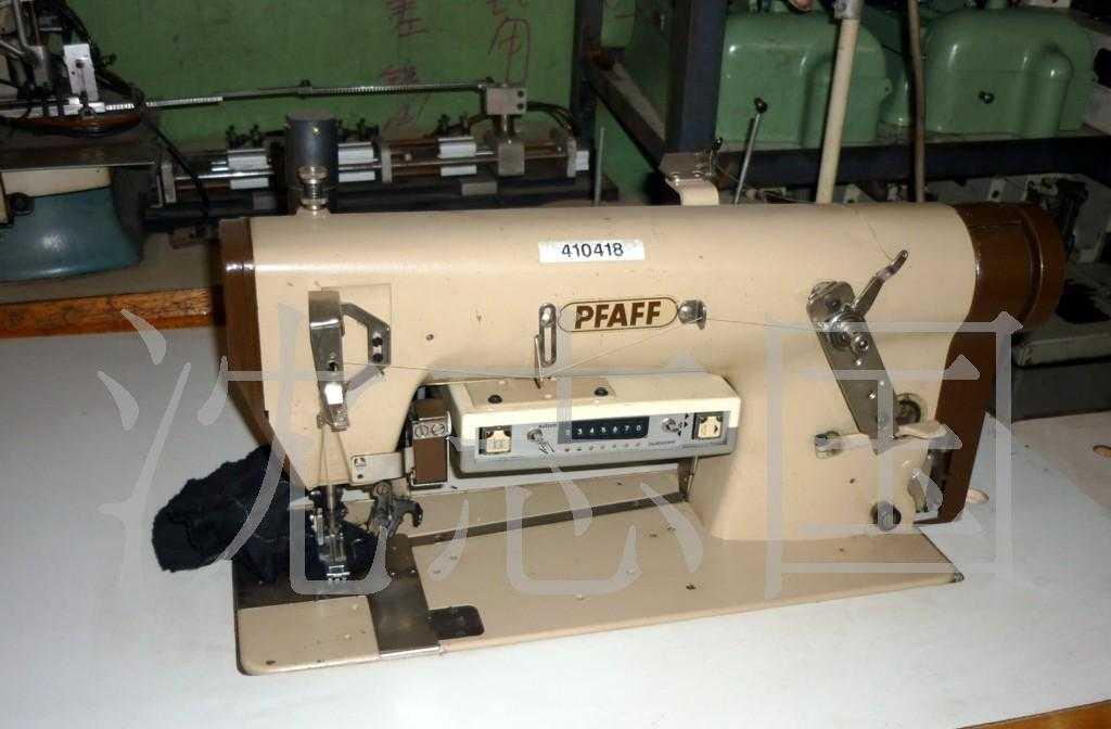 供应8成新德国百福3811工业用服装缝纫机设备集成化归拢容袖机