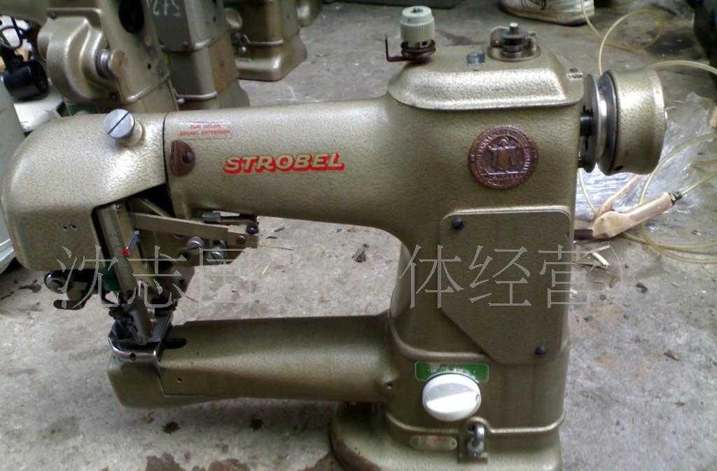 供应德国进口士多宝325-40D工业用服装撬袖笼二手缝纫机机械设备