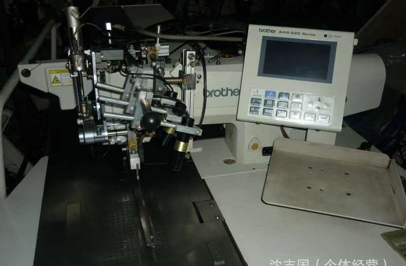供应二手日本兄弟622自动开袋机工业用机械缝纫机设备