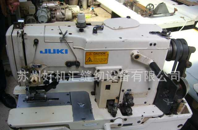 二手缝纫机 二手锁眼机 重机LBH-781平头锁眼机