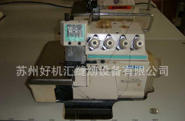 日本原装重机工业包缝机 JUKI 五线包缝机MO2416