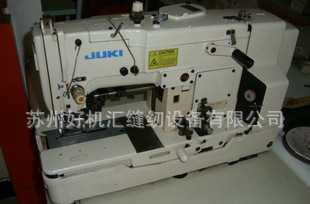日本重机缝纫机 JUKI锁眼机 LBH-781平头锁眼机