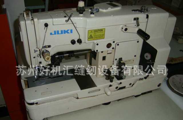 日本重机锁眼机 LBH-781平头锁眼机 钮眼机
