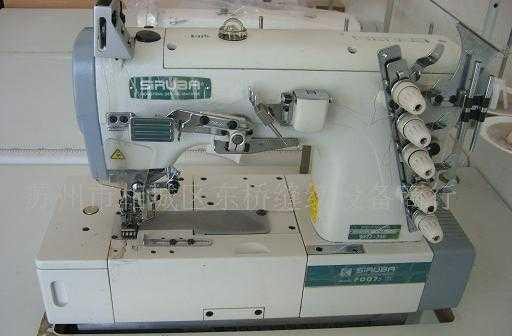 低价转让缝纫机样机,银箭绷缝机