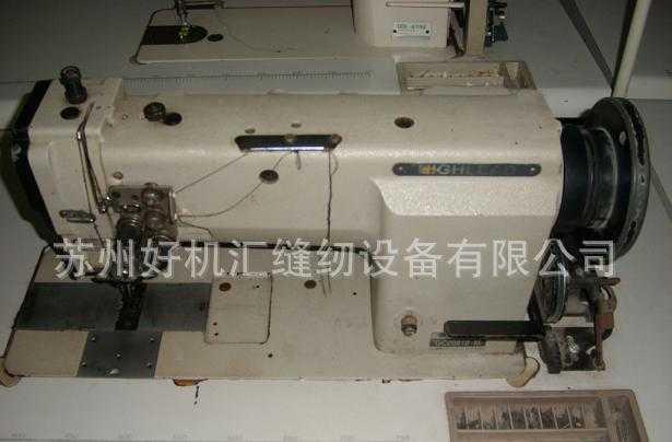 海菱牌缝纫机 海菱双针机 GC20518