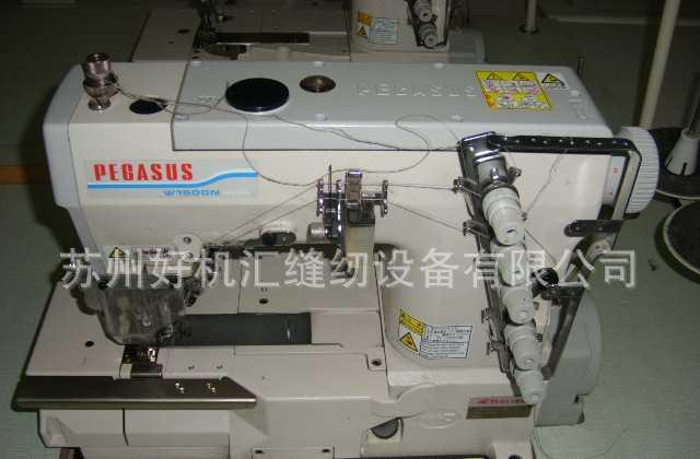 飞马新款绷缝机 W1562N-01G PEGASUS W1500缝纫机
