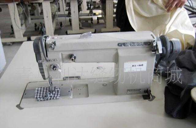 供应标准牌双针二手工业缝纫机