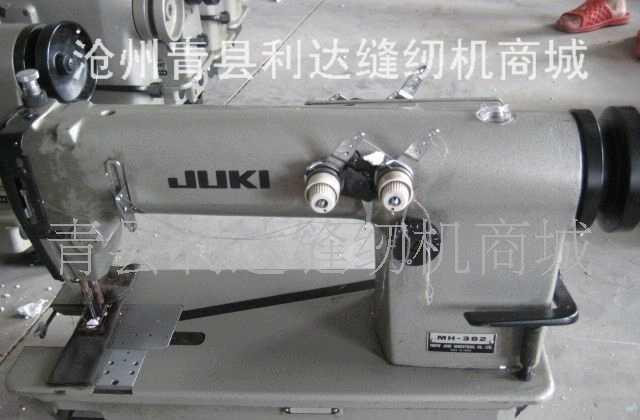 供应全新日本重机MH-382链式双针缝纫机(图)