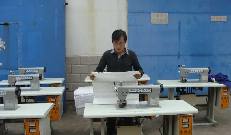 辽宁阜新朝阳锦州盘锦鞍山辽阳省市编织袋电脑缝纫机设备