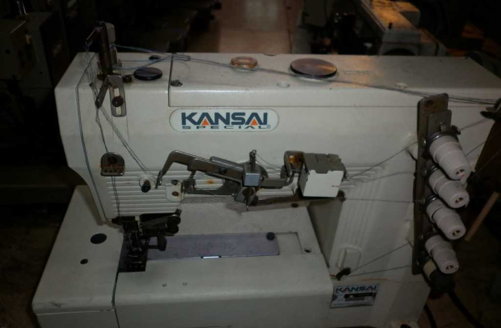 KANSAI-8848森本袋衬车