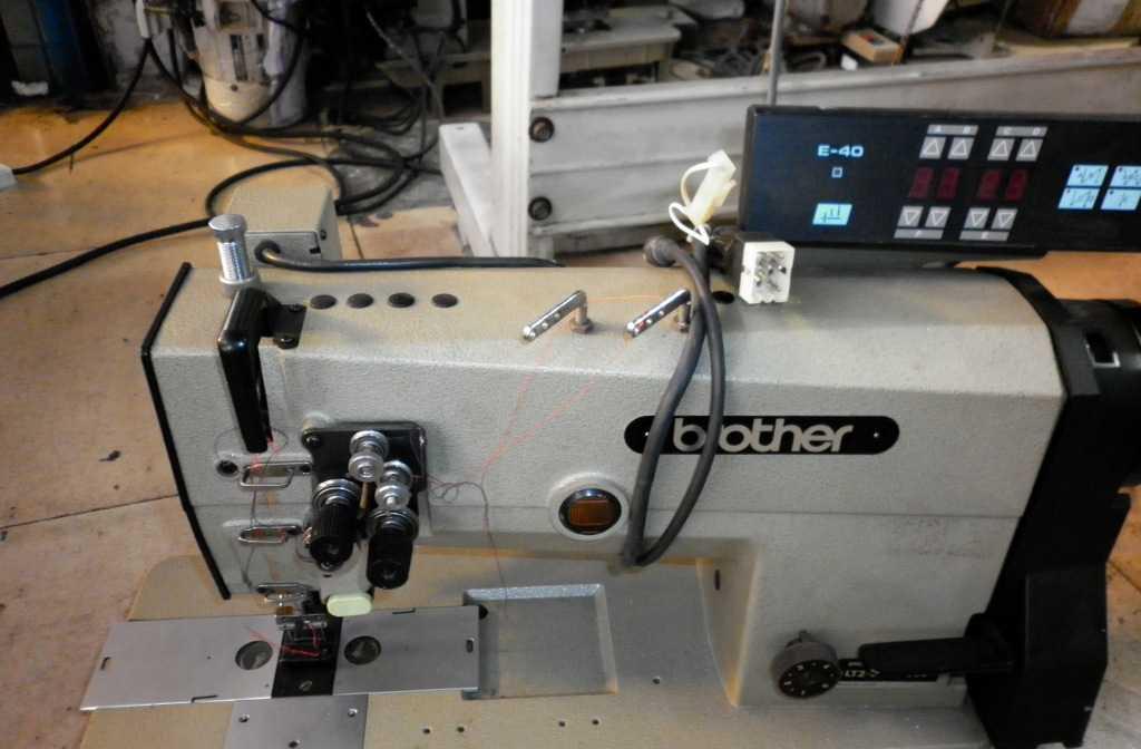 E-40电脑842双针车,F-40自动剪线875双针机