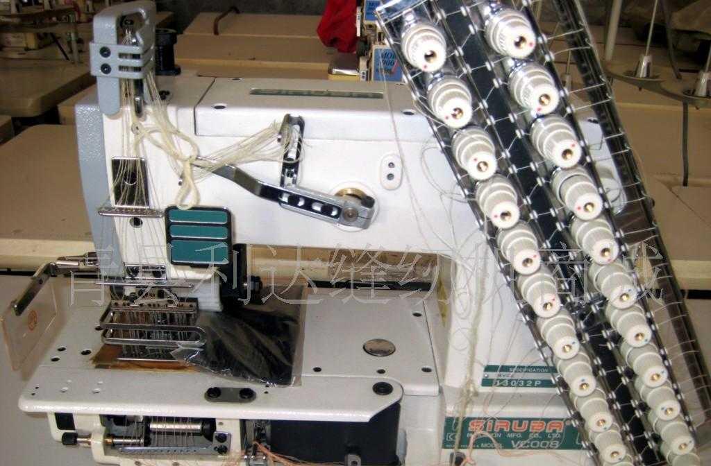 供应台湾银箭13针VC008多针机