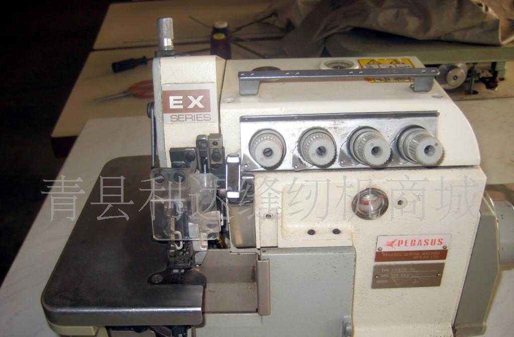 供应日本飞马EX5214型五线包缝机