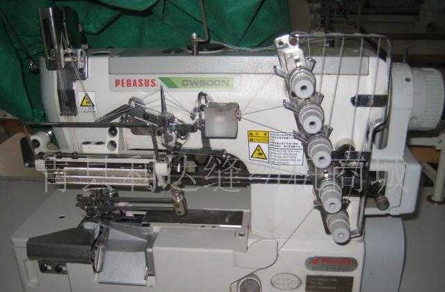 供应日本日本飞马CW562-05带刀绷缝机