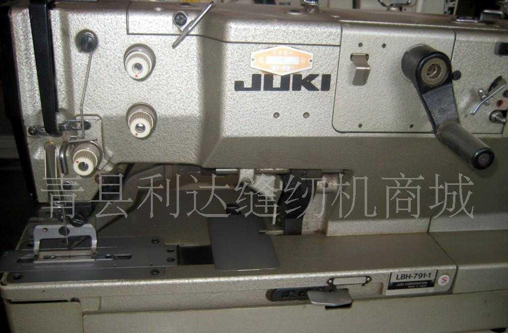 供应日本重机791电脑平头锁眼机