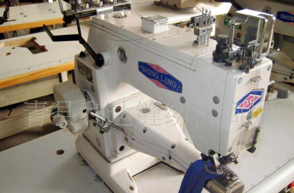 供应台湾星菱777筒式绷缝机