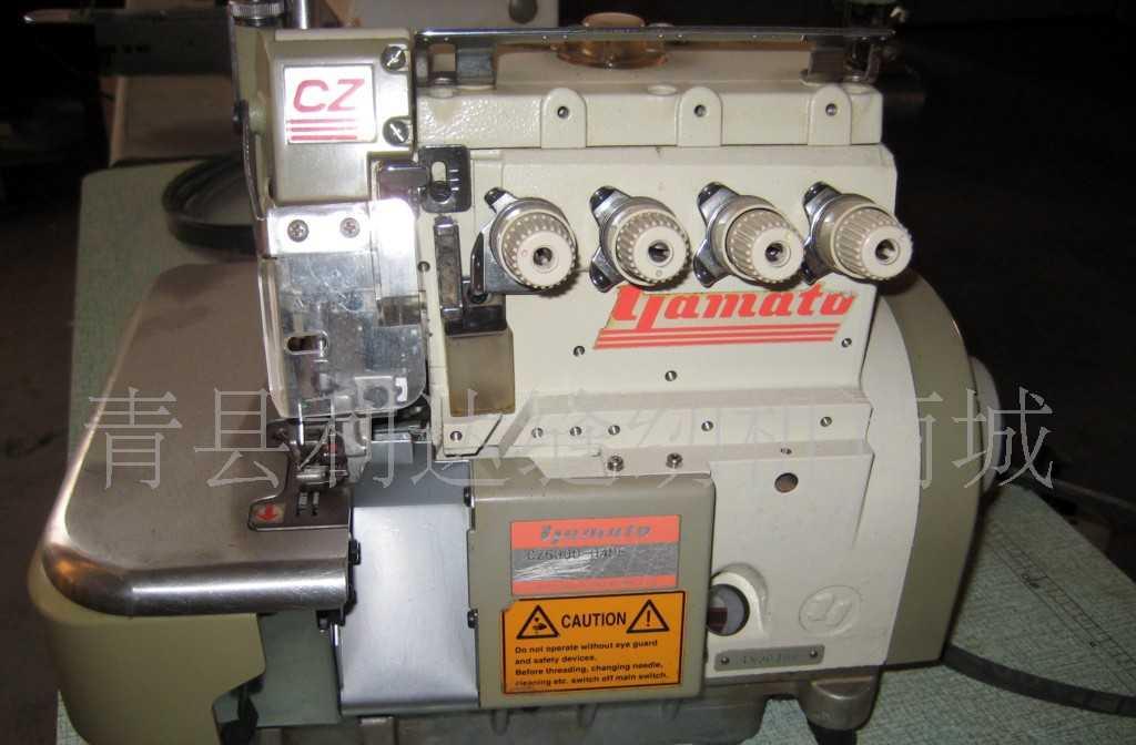 供应日本大和CZ600四线包缝机(图)