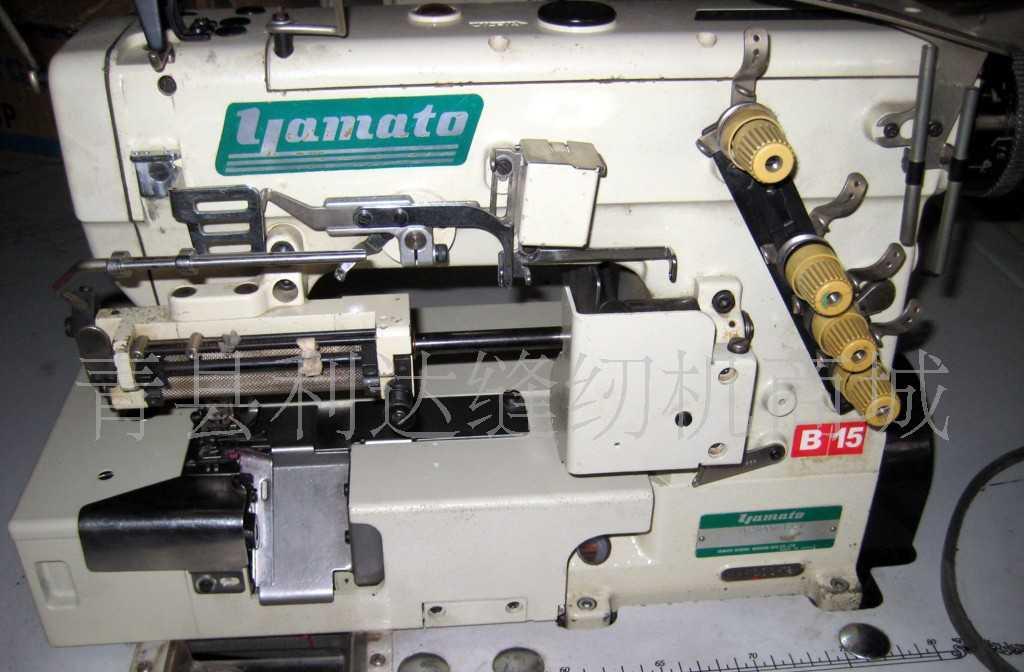 供应日本大和VF2409带刀花边机(图)