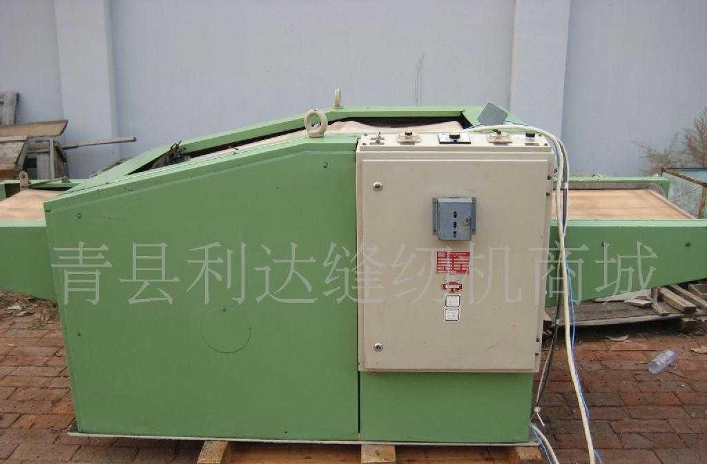 供应德国坎尼吉塞600型液压压衬机(衬衫专用)