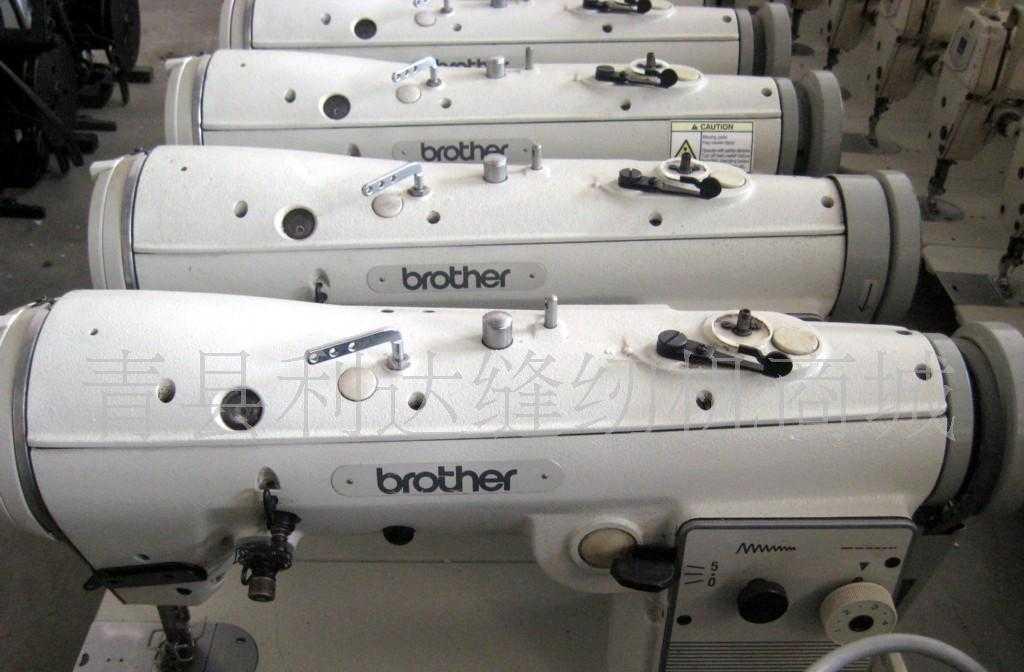 供应日本兄弟854-3型三步四点人字机