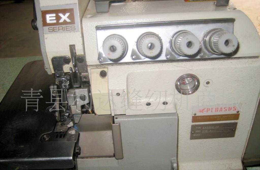 供应日本飞马EX5204型四线包缝机