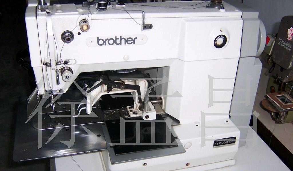 供应兄弟BAS-311A电脑花样机
