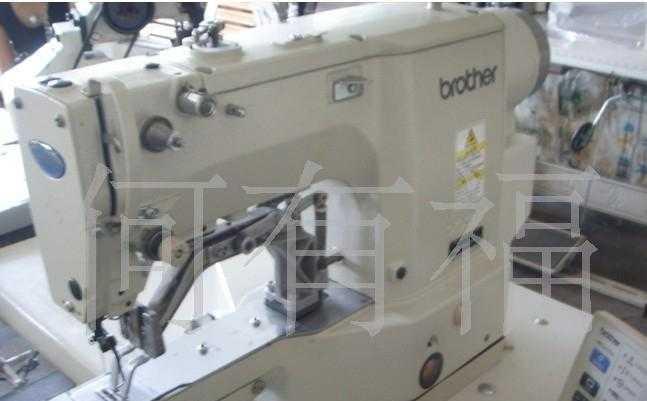 优惠价供应全新日本兄弟430D中缝1900中捷1900BHS电脑套结机