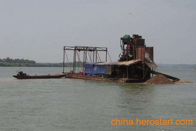 淘金船订做 大型抽沙船价格 小型采沙运输船