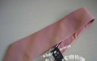 [艾利特]纳米真丝领带 男士精品领带 工作领带